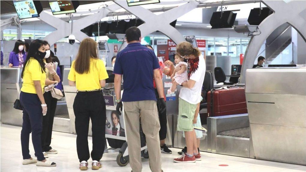 การบินไทย จัดเที่ยวบินพิเศษ สู่โรม ส่งชาวอิตาลี-รับคนไทยกลับประเทศ