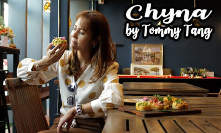 CHEF TOMMY TANG Cooking Mun Mun EP.01!!