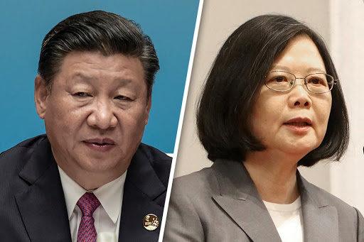 ประธานาธิบดีไต้หวันปฏิเสธกฎของปักกิ่ง ประเทศจีนกล่าวว่า 'รวม' หลีกเลี่ยงไม่ได้