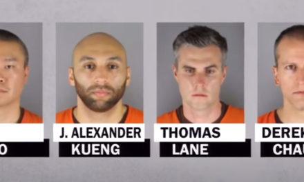 อดีตตำรวจทั้งสี่ถูกจับจะรับแจ้งข้อหาในศาลโดยผู้พิพากษาวันนี้