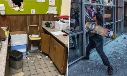 ม็อบสหรัฐบานปลาย! ร้านอาหารไทยในแอลเอ ไม่รอด ถูกบุกปล้น-ทุบทำลาย