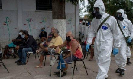 การแพร่ระบาดของไวรัสโคโรนาสายพันธุ์ใหม่ในภูมิภาคลาตินอเมริการ้ายแรงแค่ไหน