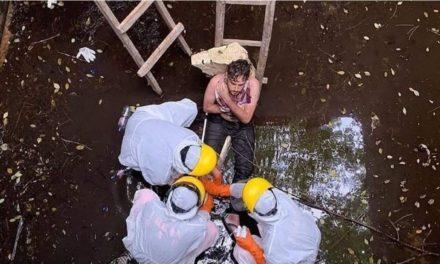 หนุ่มอังกฤษติดบ่อ6วัน วิ่งหนีหมาพลัดตกลงไป ที่เกาะบาหลี