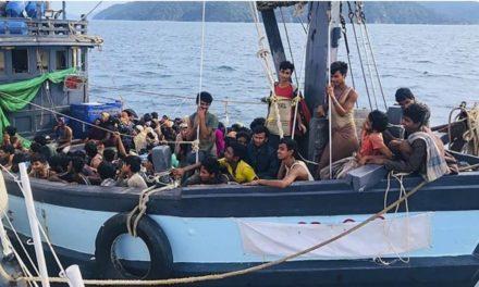 มาเลย์รวบ269โรฮิงยาพังเรือตัวเอง หวังแอบอ้างมนุษยธรรม