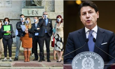 """เปิดฉากไต่สวนนายกฯ อิตาลี หลังญาติเหยื่อร้อง ล็อกดาวน์ """"ล่าช้า"""" ไม่ทันยับยั้งเชื้อระบาด"""