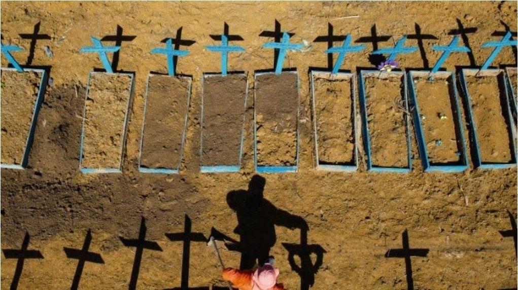 บราซิลตายอันดับ2ของโลก-แซงอังกฤษ อินเดียติดเชื้อทะลุ 3 แสนคน