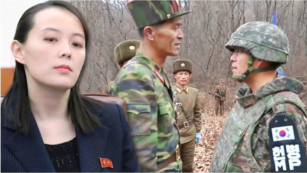"""กองทัพโสมใต้ลั่นพร้อมรับมือ """"ทุกสถานการณ์"""" หลังน้องสาวคิมขู่ใช้กำลังทหาร"""