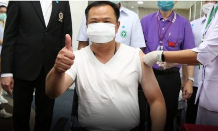 อนุทิน อาสาเป็นหนูทดลอง ฉีดวัคซีนป้องกันโควิดของไทยคนแรก เผยความคืบหน้า!