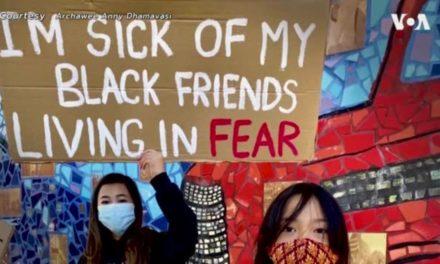 (คลิป) คนไทยในอเมริกา กับ การเคลื่อนไหว 'Black Lives Matter'