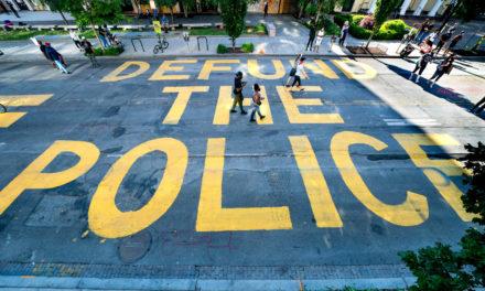 ในโลกที่ไม่มีตำรวจเลยจะเป็นอย่างไร