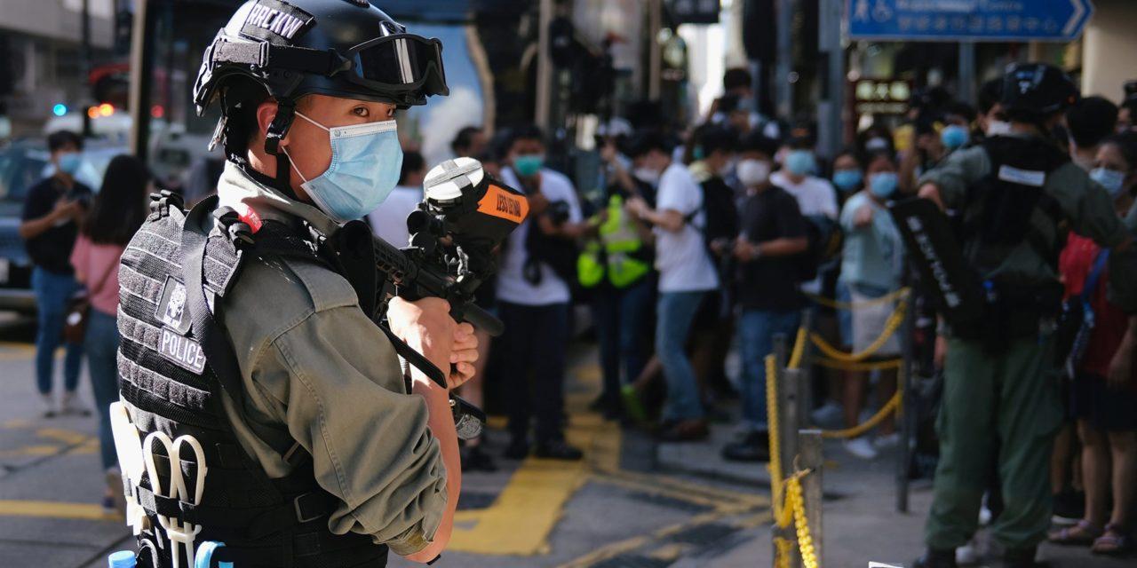 จีนประกาศใช้กฎหมายความมั่นคงแห่งชาติกวาดล้างความเป็นเอกราชของฮ่องกง