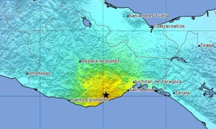 (คลิป) เกิดแผ่นดินไหวขนาดใหญ่ 7.4 ขึ้นเมื่อวันอังคาร 23 มิ.ย. 2020 ตามแนวชายฝั่งทางตอนใต้ของเม็กซิโก