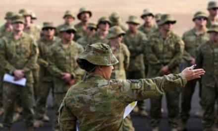 ออสซี่ส่งทหารพันนาย ช่วยรัฐวิกตอเรียยับยั้งโรคระบาด