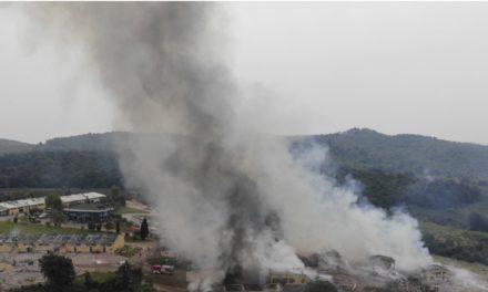 ช็อกตุรกี โรงงานดอกไม้ไฟระเบิด คนงานตาย4ศพ เกือบร้อยบาดเจ็บ