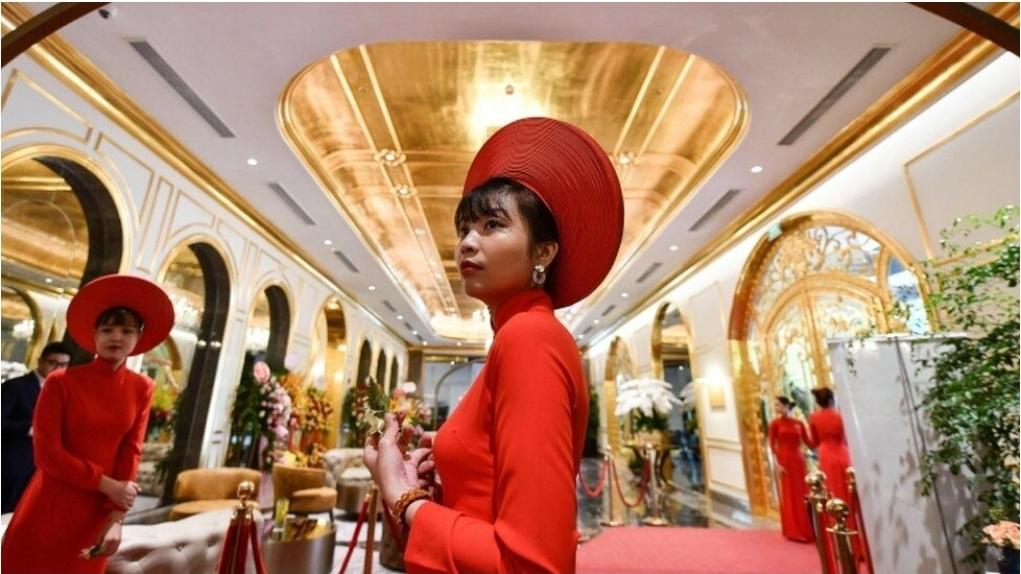 เวียดนามเปิดโรงแรมทองคำแห่งแรกของโลก หวังดึงดูดนักท่องเที่ยวหลังพ้นโรคระบาด
