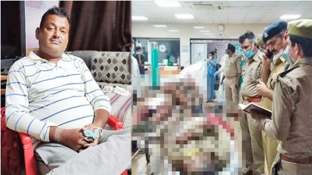 ตำรวจอินเดียปลิดชีพนายวิกัส ดูเบย์สมาชิกแก๊งอาชญากรรม