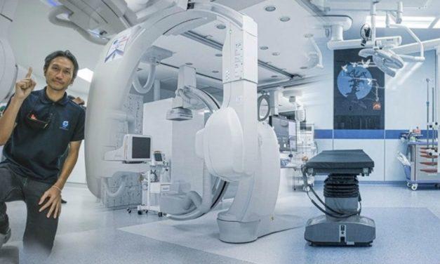 ตูน บอดี้สแลม เปิดห้องผ่าตัดหัวใจ งบกว่า50 ล้าน คนป่วยรักษาได้เท่าเทียม