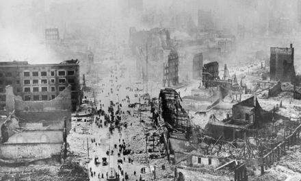(คลิป) ซาน ฟรานซิโก ถ่ายสี่วันก่อนแผ่นดินไหวในปี 1906 สมัย ร.๕