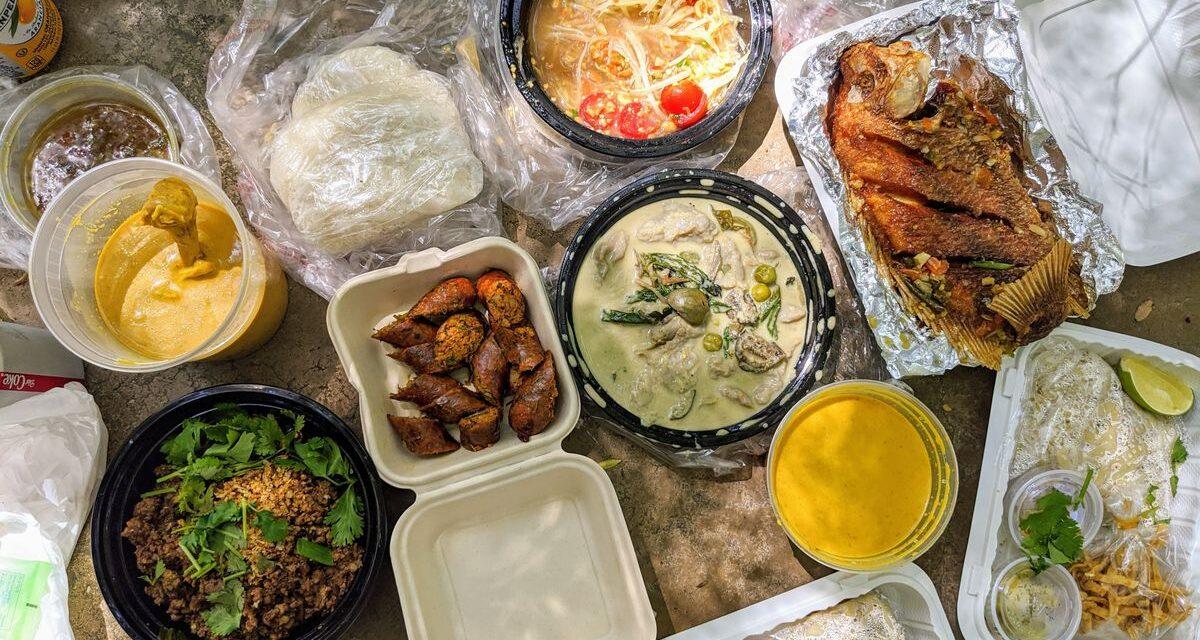 ร้านอาหารไทยในแอลเอ Togo ขายตกพอคนรู้ว่าเงินช่วย $600 ต่อสัปดาห์จาก Federal Unemployment จะหยุด