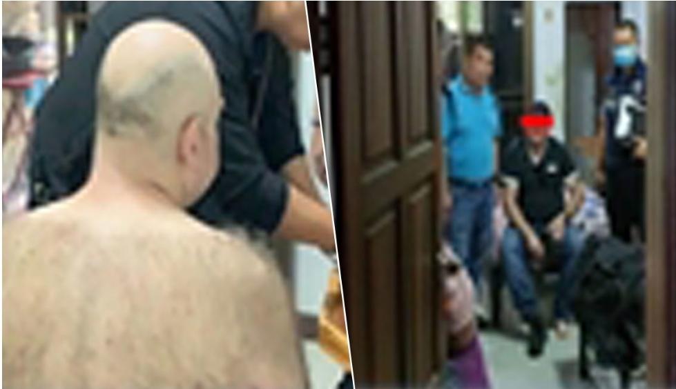 บุกจับ นักแสดง หนุ่มใหญ่ชาวเบลเยียม หนีกบดานไทย 4ปี สารภาพสิ้น