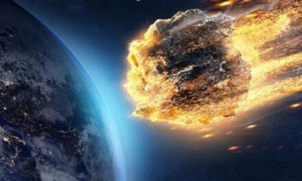 """ถ้าปี 2020 ยังสาหัสไม่พอ NASA รายงานเมื่อวันเสาร์ว่าดาวเคราะห์น้อย Asteroid """"2018VP1"""" กำลังมุ่งหน้าสู่โลก.."""