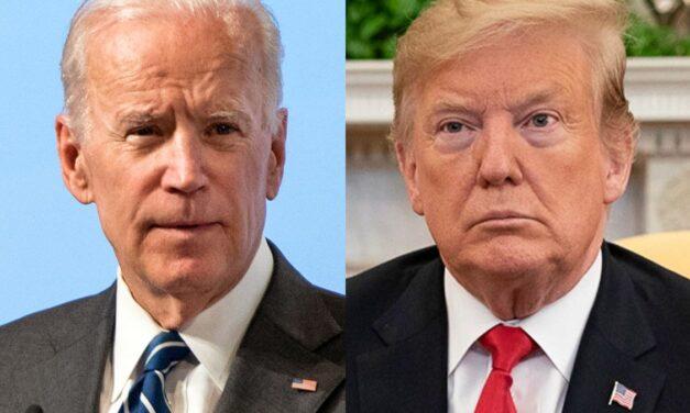 การแข่งขันชิงตำแหน่งประธานาธิบดีใกล้เข้ามาแล้วเมื่อ Biden เป็นผู้นำ