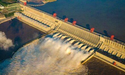 เขื่อนยักษ์จีน Three Gorges Dam รับมวลน้ำหนักสุด รอบ17 ปี ทัพจีนส่งทหาร1ล้านนายเร่งกู้ภัย