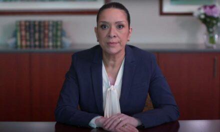 (คลิป) ผู้พิพากษา U.S. District Judge Esther Salas กล่าวแถลงการครั้งแรกหลังจากที่ลูกชายคนเดียวถูกสังหารในบ้านตัวเองและสามีถูกยิงบาดเจ็บ