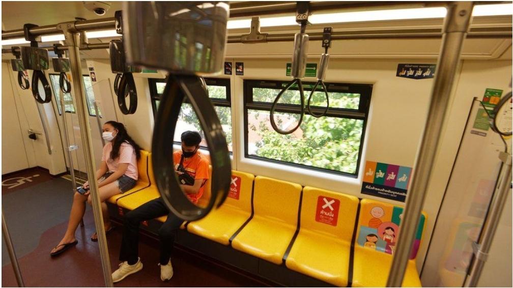 บริษัทจีนออกข่าว เริ่มส่งรถไฟขับเคลื่อนไร้มนุษย์ 72 ขบวนให้ไทย