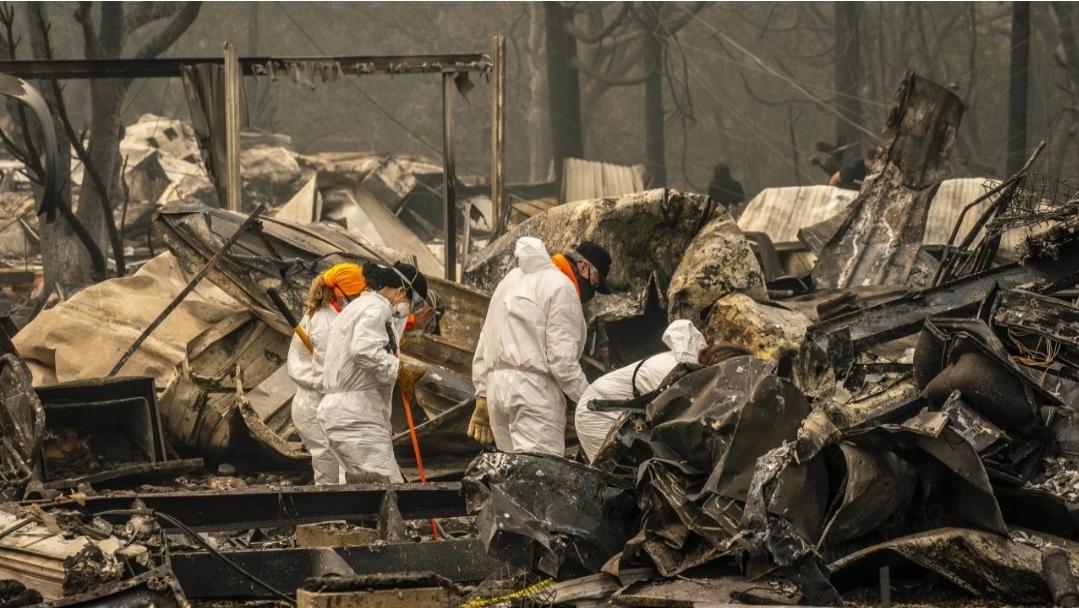 เร่งอพยพหนีไฟป่าโอเรกอน หลังเพลิงเผาบ้านนับพันหลัง