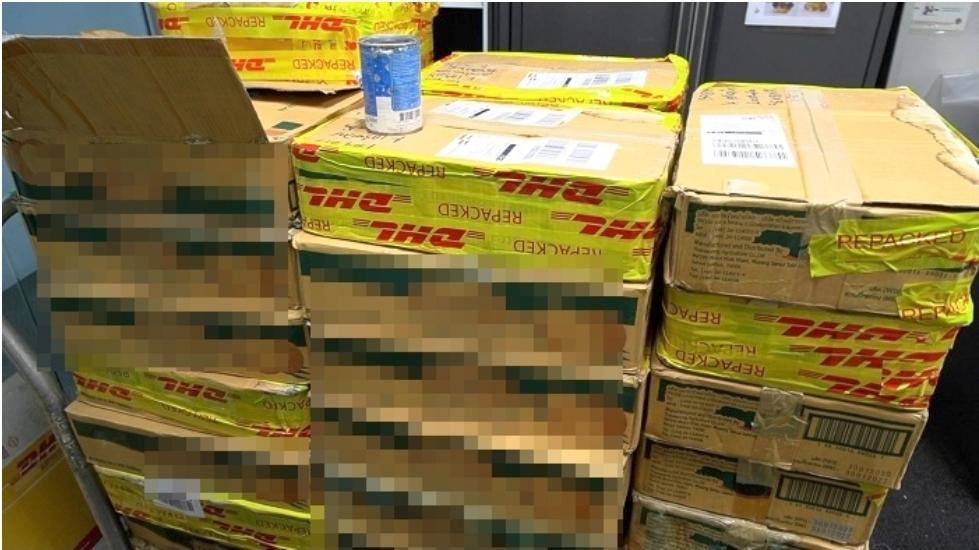 ออสเตรเลีย จับยาเสพติดล็อตใหญ่ ละลายใส่กระป๋องกะทิ 600 ลิตร