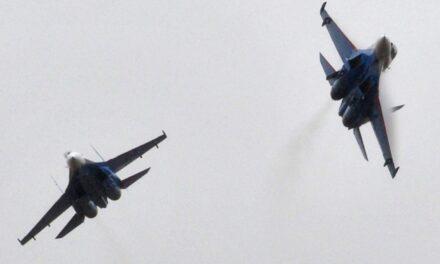 ระทึก รัสเซียส่งบินขับไล่ 4 ลำ สกัดเครื่องบินทิ้งระบิดสหรัฐฯ เหนือทะเลดำ