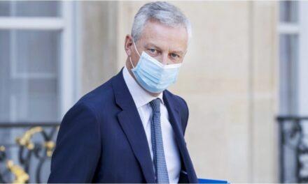 ฝรั่งเศสอ่วม รัฐมนตรีคลังติดโควิด-19 ยอดติดเชื้อรายวันพุ่ง