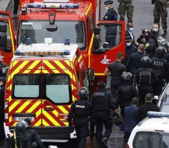 ตำรวจฝรั่งเศสรวบ 7 คน เอี่ยวก่อการร้าย ไล่แทงช็อกกรุงปารีส