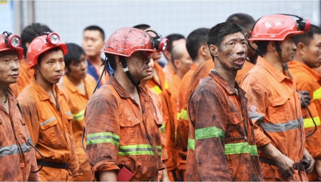 สลด คนงานเหมืองถ่านหินจีนถูกรมก๊าซ ดับ 16
