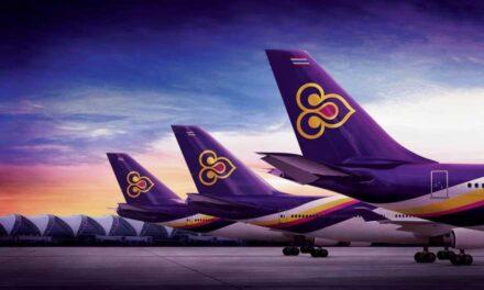 ความหายนะของ Thai Airways