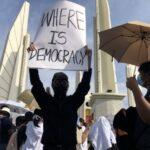 ไทยประท้วง: นับพันรวมตัวในกรุงเทพฯเพื่อเรียกร้องการปฏิรูป