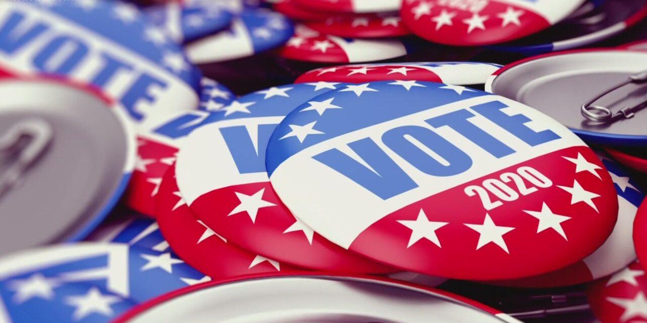 การลงคะแนนเสียงล่วงหน้าด้วยตนเองเริ่มขึ้นที่ 4 รัฐคือ มินนิโซตา เซาท์ดาโคตา เวอร์จิเนียและไวโอมิง เมื่อวันศุกร์