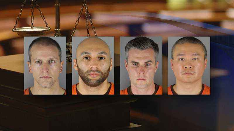 การพิจารณาคดีของอดีตเจ้าหน้าที่ตำรวจมินนีแอโพลิสสี่คนที่จะมีขึ้นในเดือน มีนาคม 2021 จะมีถ่ายทดสดหรือไม่