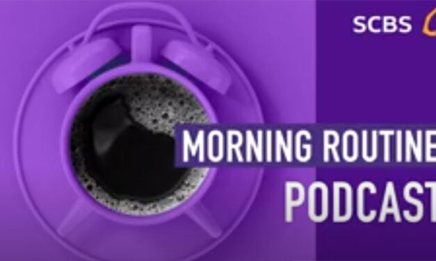 Morning Routine Podcast 09/30