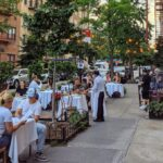 ร้านอาหารในนครนิวยอร์กสามารถเพิ่มค่าธรรมเนียม Covid-19 ในใบเสร็จได้ในไม่ช้านี้
