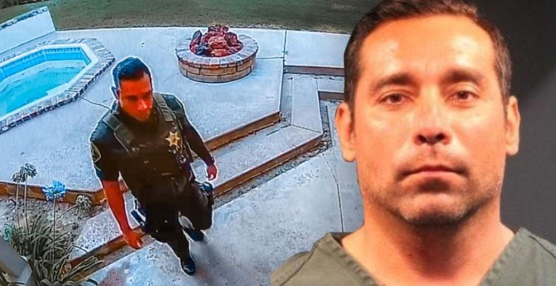 จับตำรวจ Orange County ข้อหาโจรกรรมลักทรัพย์จากบ้านผู้เสียชีวิต