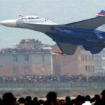 มีรายงานว่าเครื่องบินรบ Su-30 ของจีนที่ผลิตโดยรัสเซียเป็นหนึ่งในเครื่องบินที่บินอยู่เหนือตะวันตกเฉียงใต้ของไต้หวันเมื่อวันพฤหัสบดี
