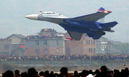 ยืนยันว่าเป็นข่าวลือ-ไต้หวันยิงเครื่องบินรบ Su-30 ของจีนตกที่ในเครื่องบินที่บินอยู่เหนือตะวันตกเฉียงใต้ของไต้หวันเมื่อวันพฤหัสบดี