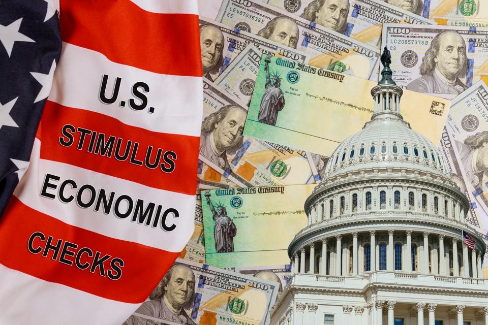 Stimulus Package ใหญ่ 2.2 Trillion ที่คุณแนนซี โพโลซี่ กับคณะจากทางไวท์เฮาส์ ต่อรองกันมาเป็นเวลาหลายเดือน