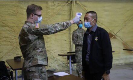 ทหารอาชีพไทย ถึงอเมริกา เข้าร่วมฝึกพิเศษ ผบ.ทบ.ลั่น ต้องพร้อมทุกภารกิจ
