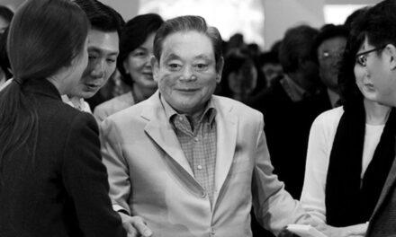 """สิ้นนายใหญ่ซัมซุง อีคุนฮี วัย78 เจ้าของวาทะ """"จงเปลี่ยนทุกอย่างยกเว้นลูกเมีย"""