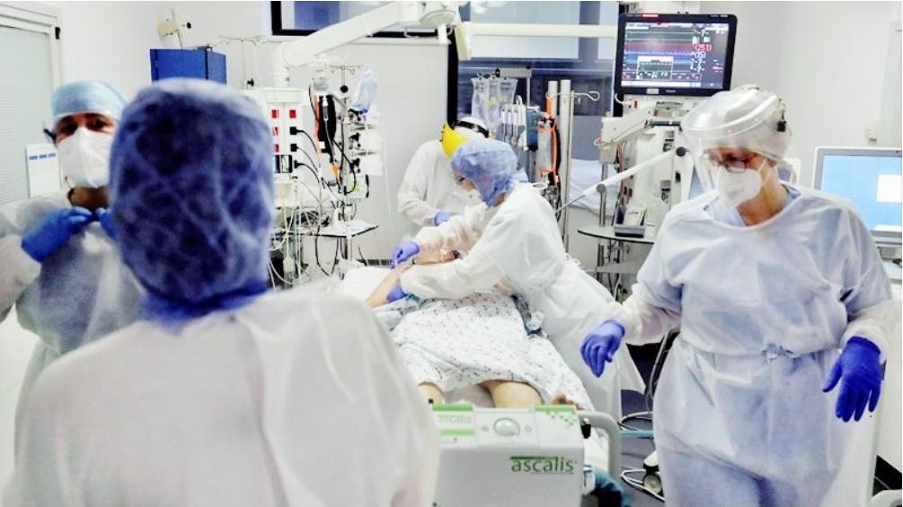 """สหรัฐติดเชื้อพุ่ง 9 ล้านคน """"ฝรั่งเศส"""" ป่วยทุบสถิติ-วันเดียวทะลุ 52,000 คน!"""