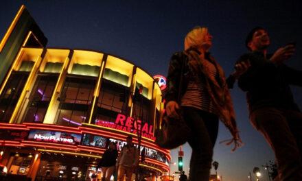 โรงหนัง Regal cinema กำลังพิจารณาปิดตัวลงในอเมริกา