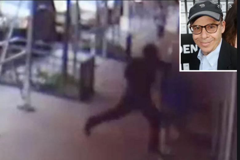 นักแสดงนำ Ghost Buster ถูกต่อยที่ศรีษะอย่างรุนแรงโดยชายที่เดินสวนกันที่นิวยอร์ก